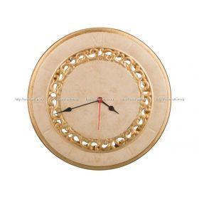 Настенные часы диаметр=33 см.