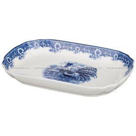 Блюдо шубница мадьяр диаметр=25 см.