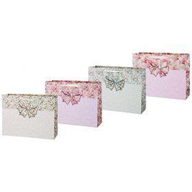 Комплект бумажных пакетов из 12 шт  31*41*13 см.-512-575