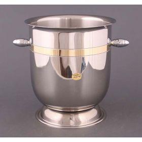 Ведро для шампанского диаметр=20 см высота=22 см-664-030