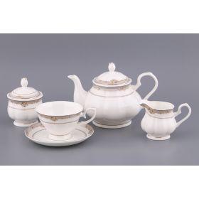 Чайный сервиз на 6 персон 15 пр.1000/200 мл.