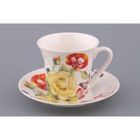 Чайный набор на 1 персону 2 пр.200 мл.-770-113