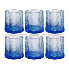 Набор стаканов из 6 шт.350 мл.высота=10 см.
