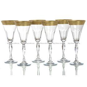 Набор бокалов для вина из  6 шт.виктория 230 мл.