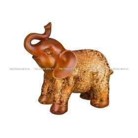 Фигурка слон партнерство в бизнесе вид 1 высота=18 см.