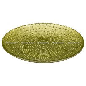 Тарелка диаметр=22 см.высота=2 см.
