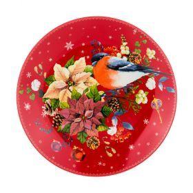 Тарелка десертная диаметр=20 см. без упаковки (Товар продается кратно 6шт./кор=36шт.)-356-313