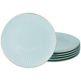 Набор десертных тарелок из 6 шт.