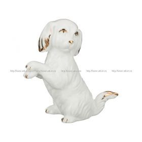 Фигурка собака высота=10 см.