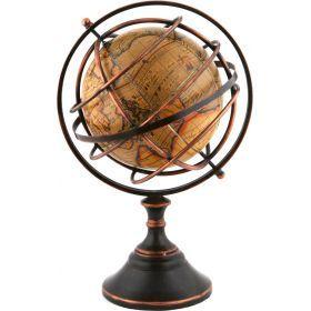 Глобус декоративный диаметр=40 см.высота=60 см. (кор=1шт.)-184-284