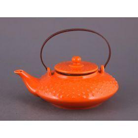 Заварочный чайник с металическим ситом 600 мл.-470-091