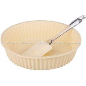 Набор для выпечки 2 пр.: форма для запекания, лопатка.