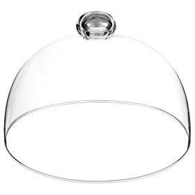 Крышка для торта диаметр=23 см. высота=17 см.-618-090