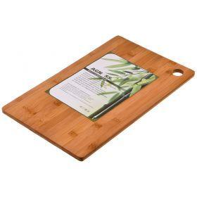 Доска разделочная 36*22*1.0 см. бамбук-897-054