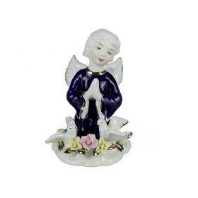 Фигурка ангелочек  высота=12 см.