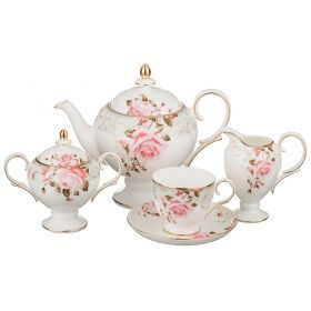 "Чайный сервиз ""амелия"" на 6 персон 15 пр. 1300/250 мл."