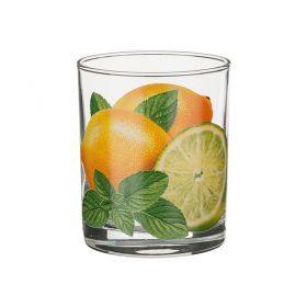 "Стакан ""лимоны"" 250 мл. без упаковки"