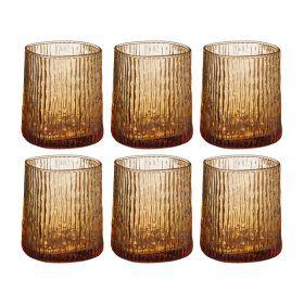 Набор стаканов из 6 шт. 300 мл. высота=9 см.